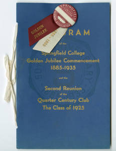Golden Jubilee Commencement and Reunion (1935)