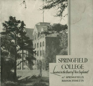 Springfield College Recruitment Booklet