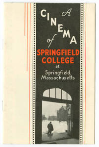 A Cinema of Springfield College (c. 1932-1933)
