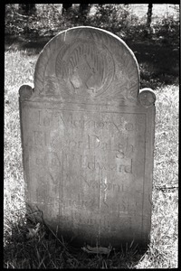 Gravestone of Ellenor Howe (1798), Old Poquonock Burying Ground