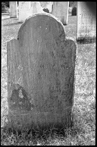 Gravestone of Irena Graves (1787), Town Hill Cemetery