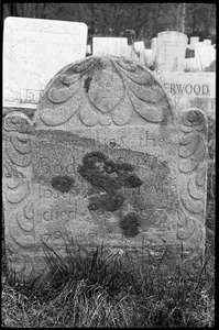 Gravestone of Joseph Harris (1785), Torringford Cemetery