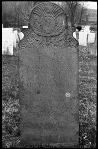 Gravestone of Anna Ives (1795), Torringford Cemetery