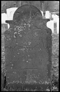 Gravestone of Mary Hudson (1787), Torringford Cemetery