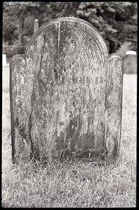 Gravestone of James Wheler (1768), Old Derby Uptown Burying Ground