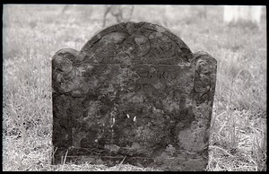 Gravestone of John Prindle (1734), Old Derby Uptown Burying Ground