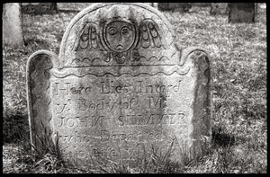 Gravestone of John Skinner (1773), Ancient Burying Ground