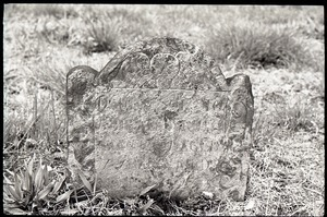 Gravestone of David Canfield (1741), Old Derby Uptown Burying Ground