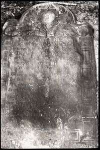 Gravestone of Abigail Olcott Goodwin (1776), Ancient Burying Ground