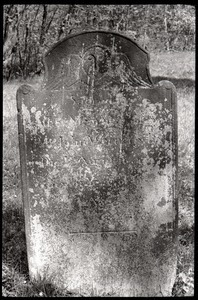 Gravestone for John Warner (1797), Second Cemetery