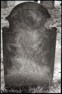 Gravestone for Jonathan Deming (1783), Wethersfield Village Cemetery