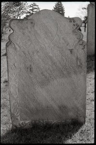 Gravestone for John Knowles (1766), Wethersfield Village Cemetery