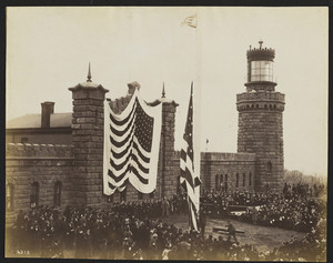 Ceremony at Nevesink