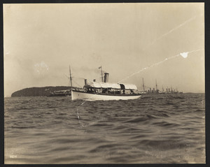 Bar Harbor Steam Launch
