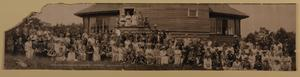 Photograph of Attendees of the Tenth Annual Sociological Conference, 1917