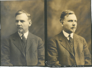 Portraits of George Coleman, undated