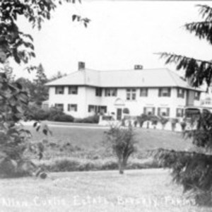 Allen Curtis Estate, Beverly Farms