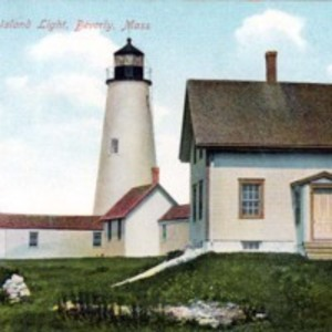Bakers Island Light, Beverly, Mass.
