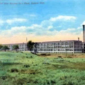 Beverly, Mass., United Shoe Machine Co's Plant, general view