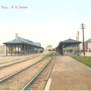 Beverly, Mass., R. R. Station