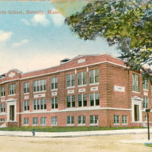 Abraham Edwards School, Beverly, Mass.