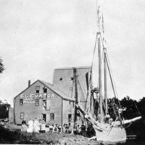 The old cornmill