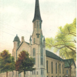 Baptist Church, Beverly, Mass.