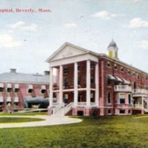 Beverly Hospital, Beverly, Mass.