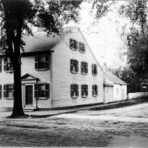 Old Ray House, corner of Cabot and Edwards Sts.