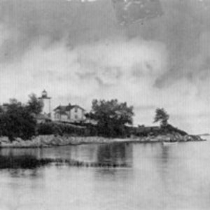 Hospital Point and lighthouse, Beverly, Mass.