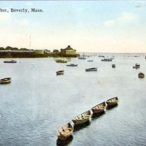 Beverly Harbor, Beverly, Mass.