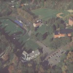 Air view of St. John's Prep
