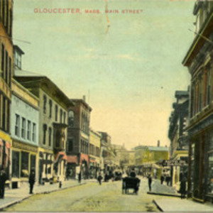 Gloucester, Mass. : Main Street