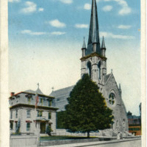 Catholic Church, Gloucester, Mass.