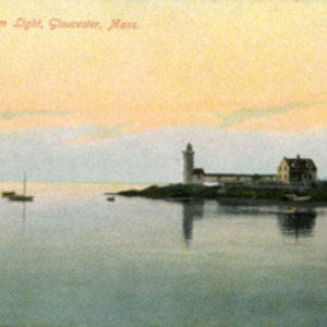 Annisquam Light, Gloucester, Mass.