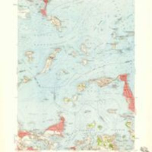 Hull quadrangle, Massachusetts--Middlesex Co. / Mapped, edited, and published by the Geological Survey