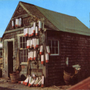 Fisherman's shack, Rockport, Mass.