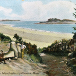 Danna's Beach, Manchester-by-the-Sea, Mass.