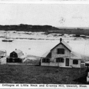 Cottages at Little Neck and Crane's Hill, Ipswich, Mass.