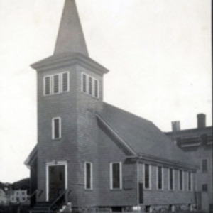 Zion Baptist Church, Hilton Square