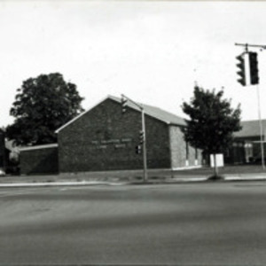 Salvation Army Office, 1 Franklin Street, 1985