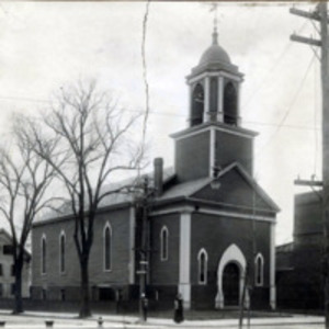 Universalist Church South Common Street & Commercial Street