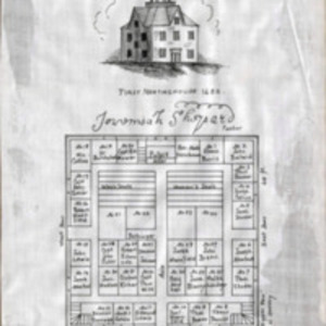 First Congregational Church, 1682. (Old Tunnel Meeting House)