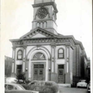 East Baptist Church, 1958