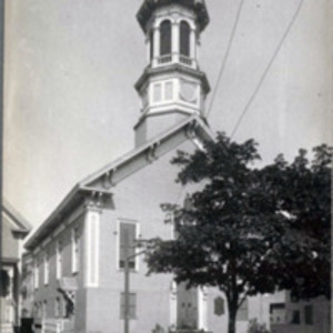Chestnut Street Congregational Church