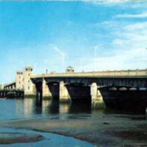 General Edward's Bridge, 1959