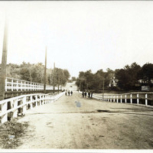 Floating Bridge, Lynn, 1917