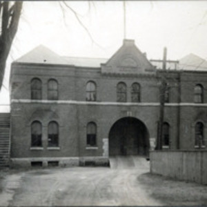 Armory, old