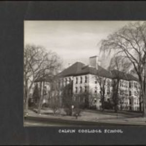 Calvin Coolidge School