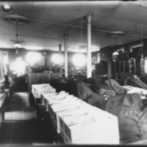 Interior of George Jacobs Store